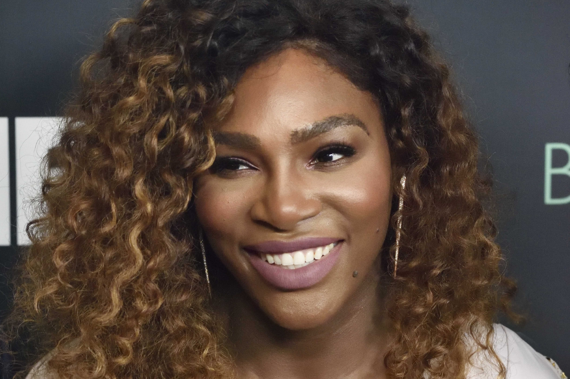 Image result for Serena Williams Sends Meghan Markle A Supply Of Pampers + Hints At Baby's Gender?