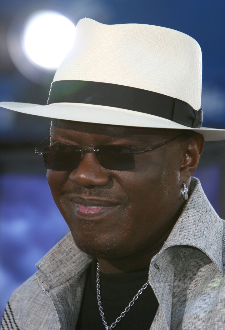 The late Bernie Mac