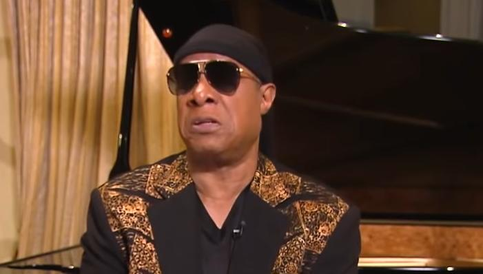 Stevie Wonder Breaks Down Talking About Aretha: 'I Love You Aretha, And That's A Forever Thing'
