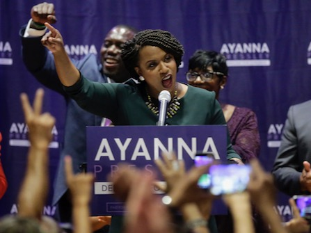 Ayanna Pressley Is The New Face Of American Politics