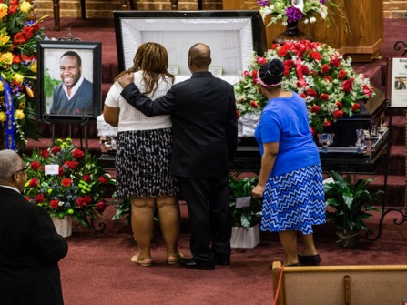 Botham Jean Remembered In Emotional Funeral
