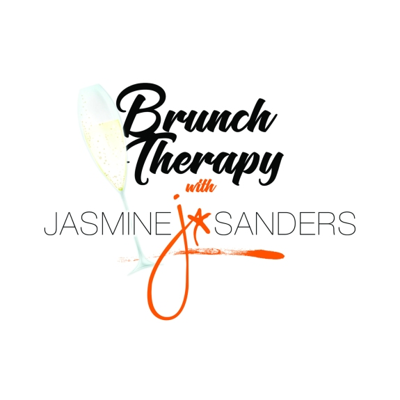 Jasmine Sanders' New Podcast 'Brunch Therapy' Is Here!