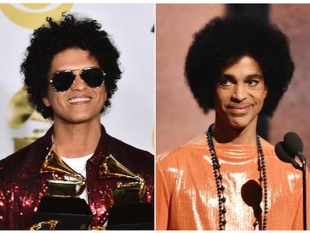 Bruno Mars Won't Be Playing Prince In Biopic