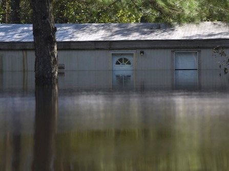 Soaked Carolinas May Get Even More Flooding