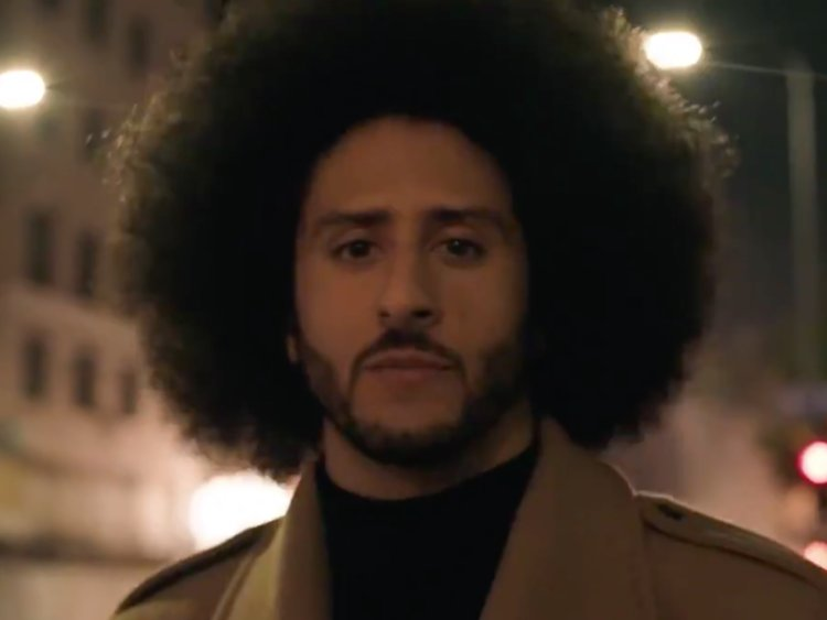 """7516e640c Nike has unveiled its first """"Just Do It"""" ad narrated by Colin Kaepernick, and  a person familiar with the situation says the spot is scheduled to air  during ..."""