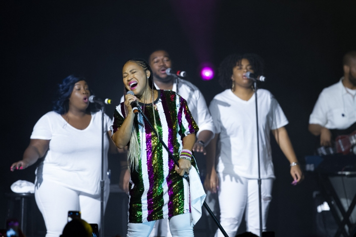 Gospel Explosion at The Allstate Tom Joyner Family Reunion