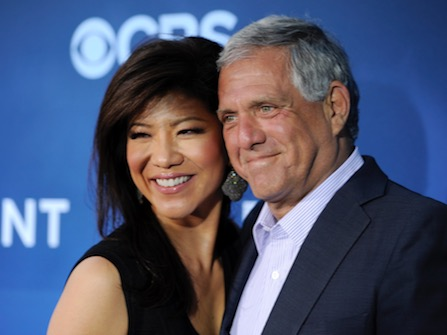 CBS' Julie Chen Leaves 'The Talk' In Taped Message