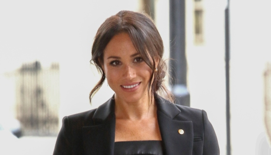 Meghan Markle To Launch Clothing Line With Proceeds Going To Charity