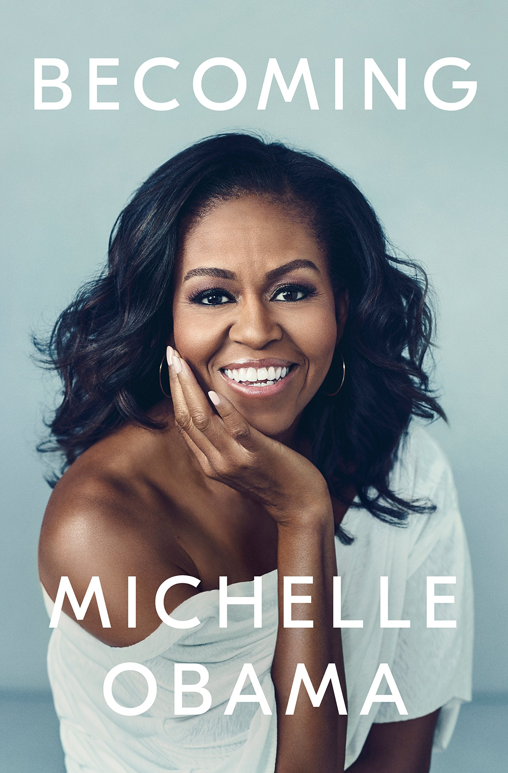 "Michelle Obama Announces 10-City Book Tour for ""Becoming"""