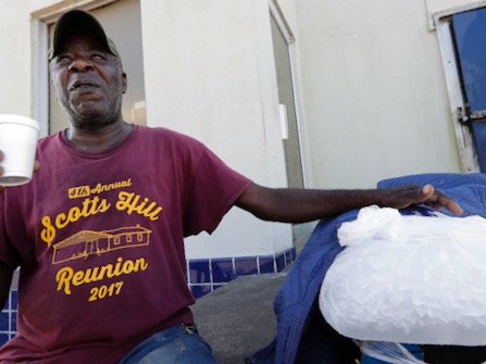 Residents Of Hurricane Devastated North Carolina Ready To Go Home