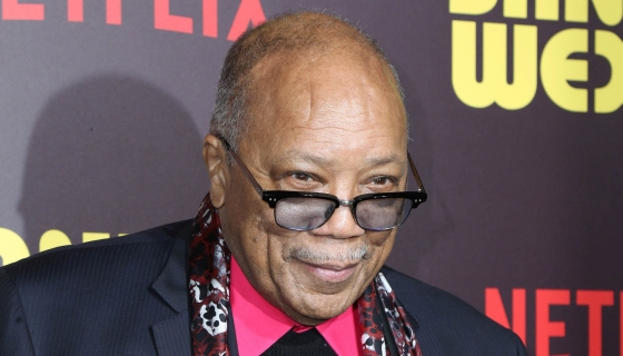 3358c26190033 Quincy Jones Says Ray Charles Got Him Addicted To Heroin At 15 ...