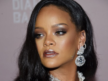 Rihanna's nude photos were taken from her iCloud account and posted online