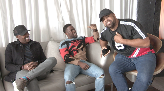 Exclusive:  Russ Parr interviews Will Packer & Kevin Hart about Night School