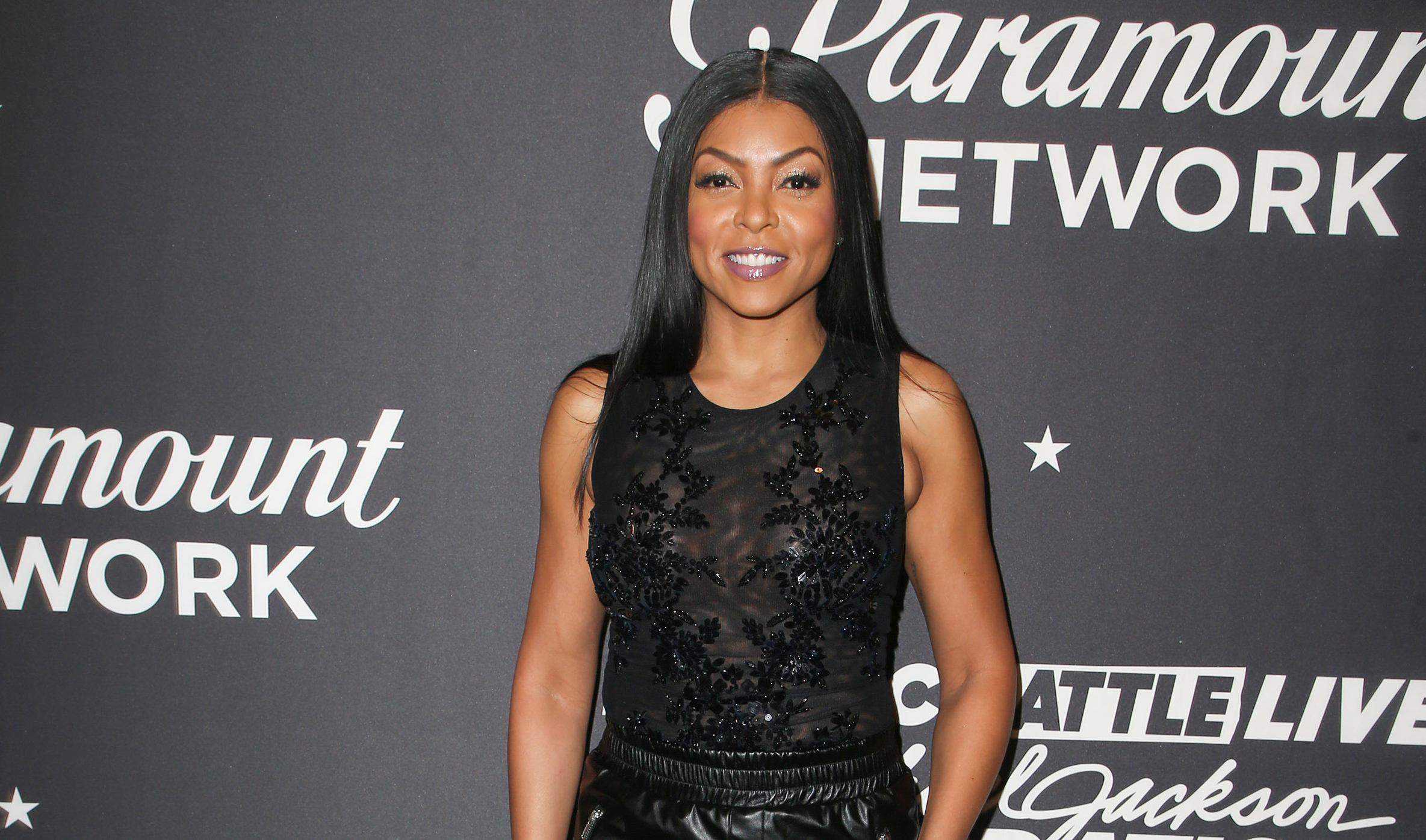 """Taraji P. Henson: """"I'm Not Pregnant, And Not Going To Be"""""""