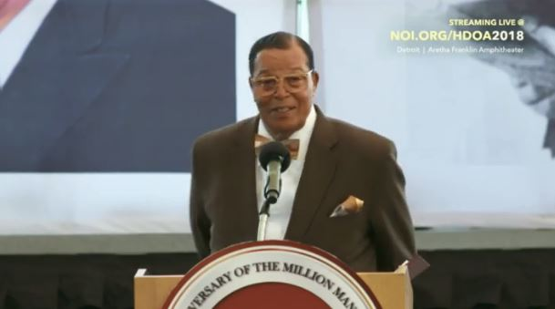 Louis Farrakhan Says Kanye West 'Was Right' About 13th Amendment [Video]
