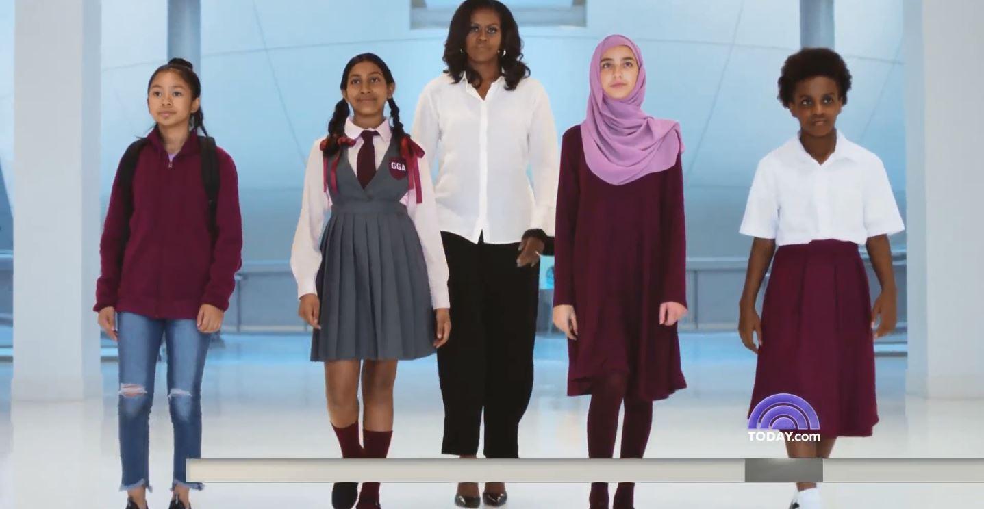 Michelle Obama Announces Global Girls Alliance [Video]
