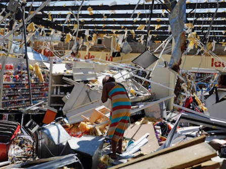 Hurricane Michael Wallops Florida Panhandle