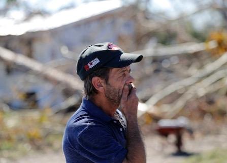 Hurricane Michael Adds To Hardship Of Florida's Poor