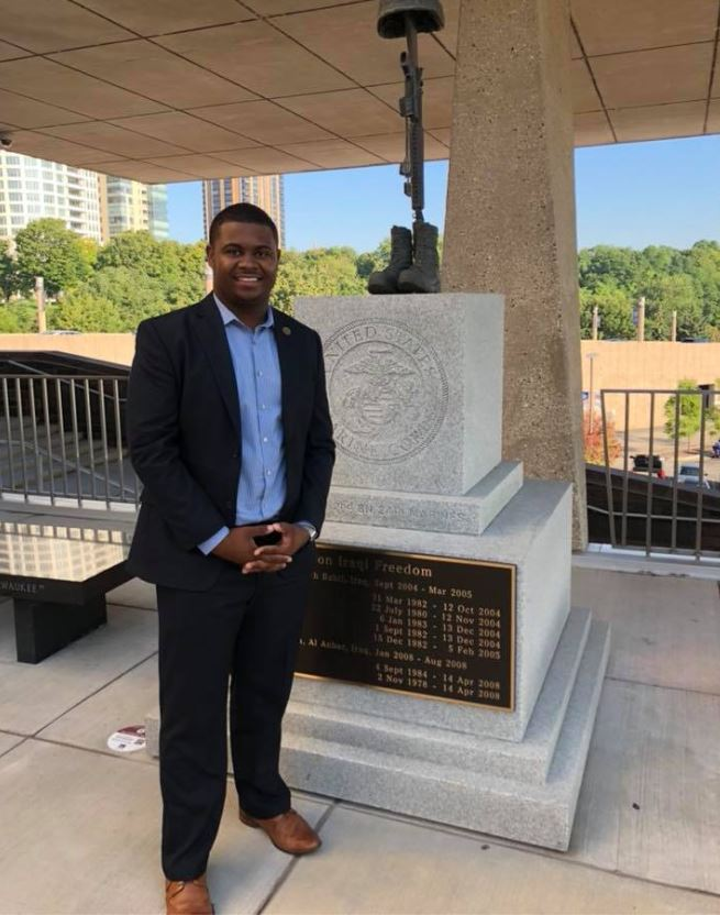 19-Year-Old Kalan Haywood Youngest State Legislature In