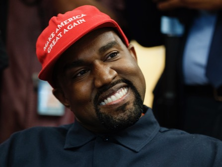 Kanye West's Donald Trump Meeting Goes Predictably Off Script