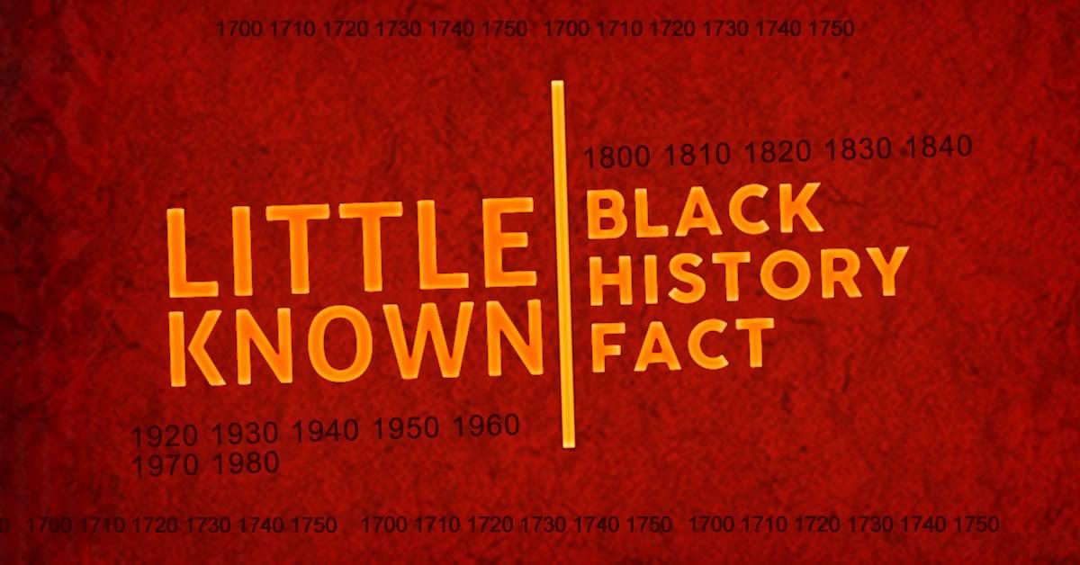 Little Known Black History Fact: Toni Morrison