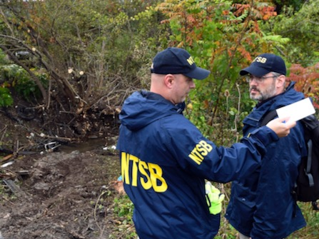 NTSB Blocked From Examining Limo In Crash That Killed 20