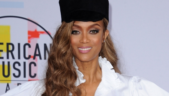 "Tyra Banks Talks About Abusive Relationship On TV One's ""Uncensored'"