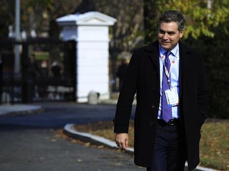 Judge: White House Must Return CNN's Jim Acosta's Credential