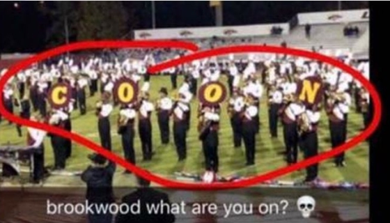 High School Band Spells Out Racial Slur During Halftime Show Black