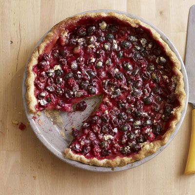 Cranberry Pie-Country Living