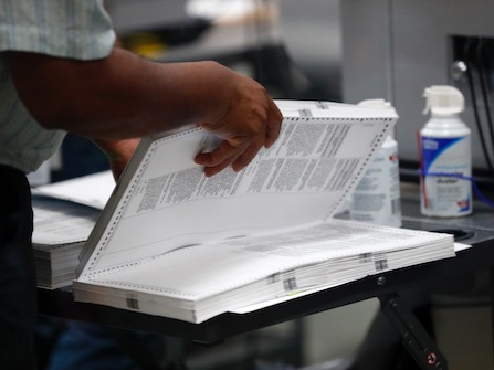 Bitter Florida Recount Grinds On Before Deadline