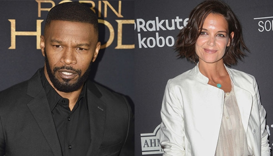 Katie Holmes Dumps Jamie Foxx After Six Years Together