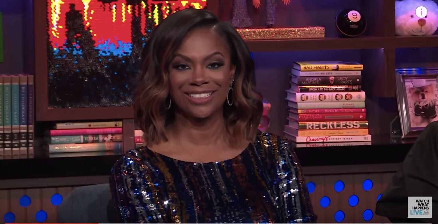 Kandi Burruss Says She'll Never Have A Relationship With Phaedra Again