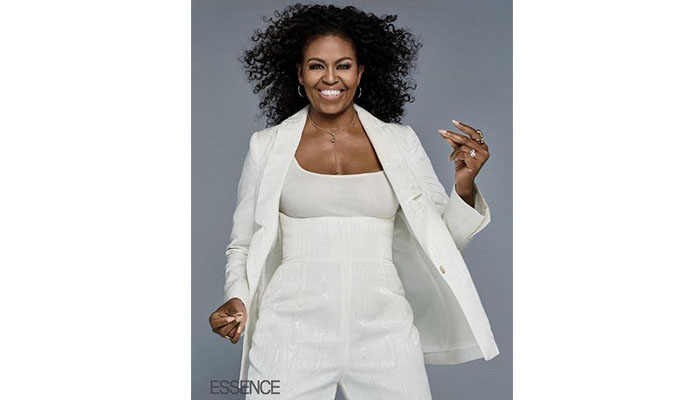 Michelle Obama Graces Essence Cover In Her Natural Hair Glory