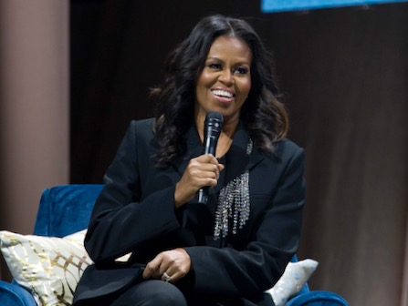 Michelle Obama's Memoir Sells 1.4M Copies In First Week
