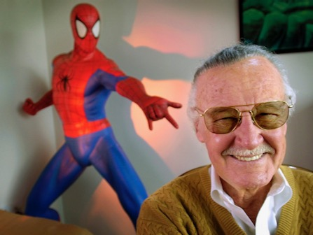 'Black Panther,' Superhero Creator And Comic Book Icon Stan Lee Has Died
