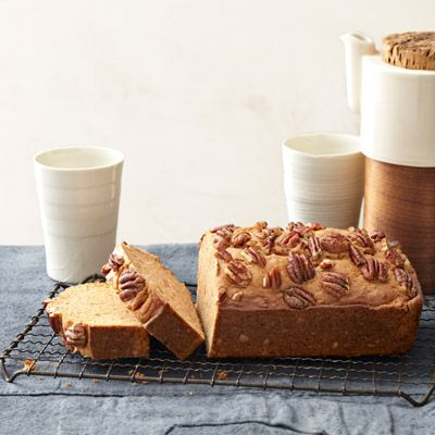Sweet Potato Poundcake- Country Living