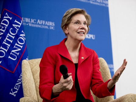 Elizabeth Warren Makes Big Move Toward 2020 Presidential Run