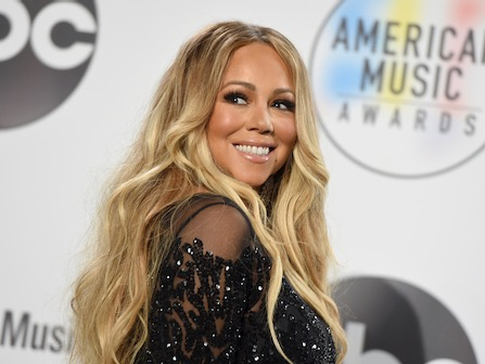 Mariah Carey's father is Venezuelan and Black. Her mother is white.