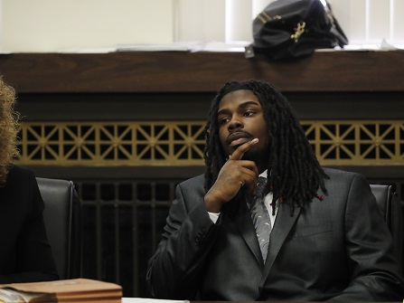 Gunman Gets 84-Year Term In Chicago Honor Student's Killing
