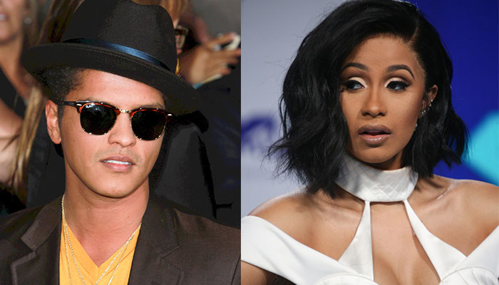 Cardi B And Bruno Mars Drop Steamy New Track 'Please Me' [Listen]