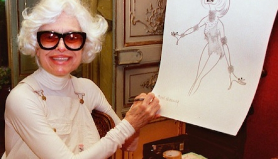 Little Known Black History Fact: Carol Channing