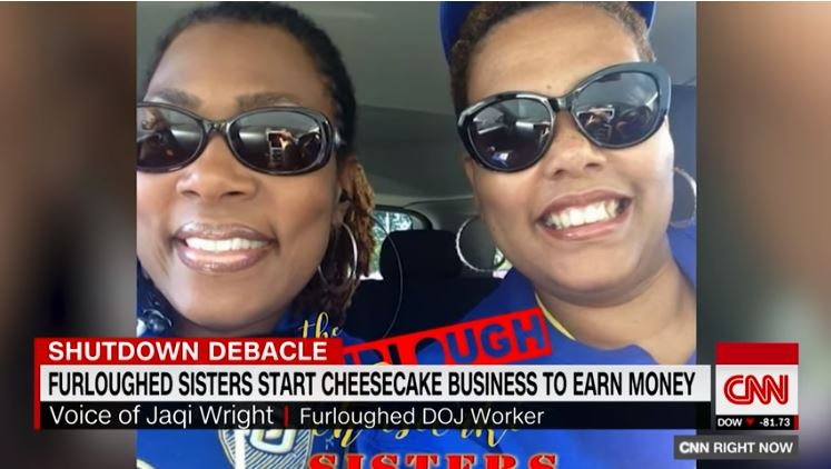 Sisters On Shutdown Furlough Start A Cheesecake Business [Video]