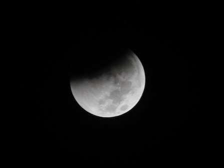 Rare Lunar Eclipse Happens This Weekend