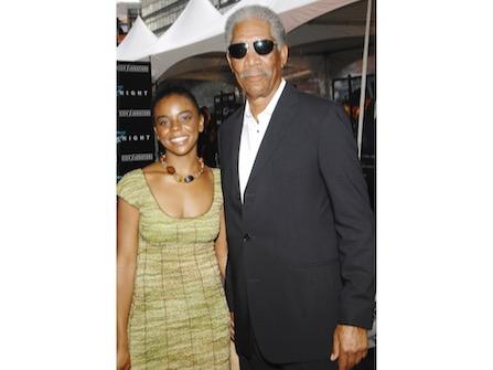 Man Sentenced To 20 Years In Murder Of Morgan Freeman's Step-Granddaughter