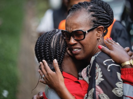 Five Terrorists And 21 Dead In Nairobi Hotel Attack