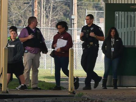 Police Kill Armed Man At Oregon School Amid Custody Dispute