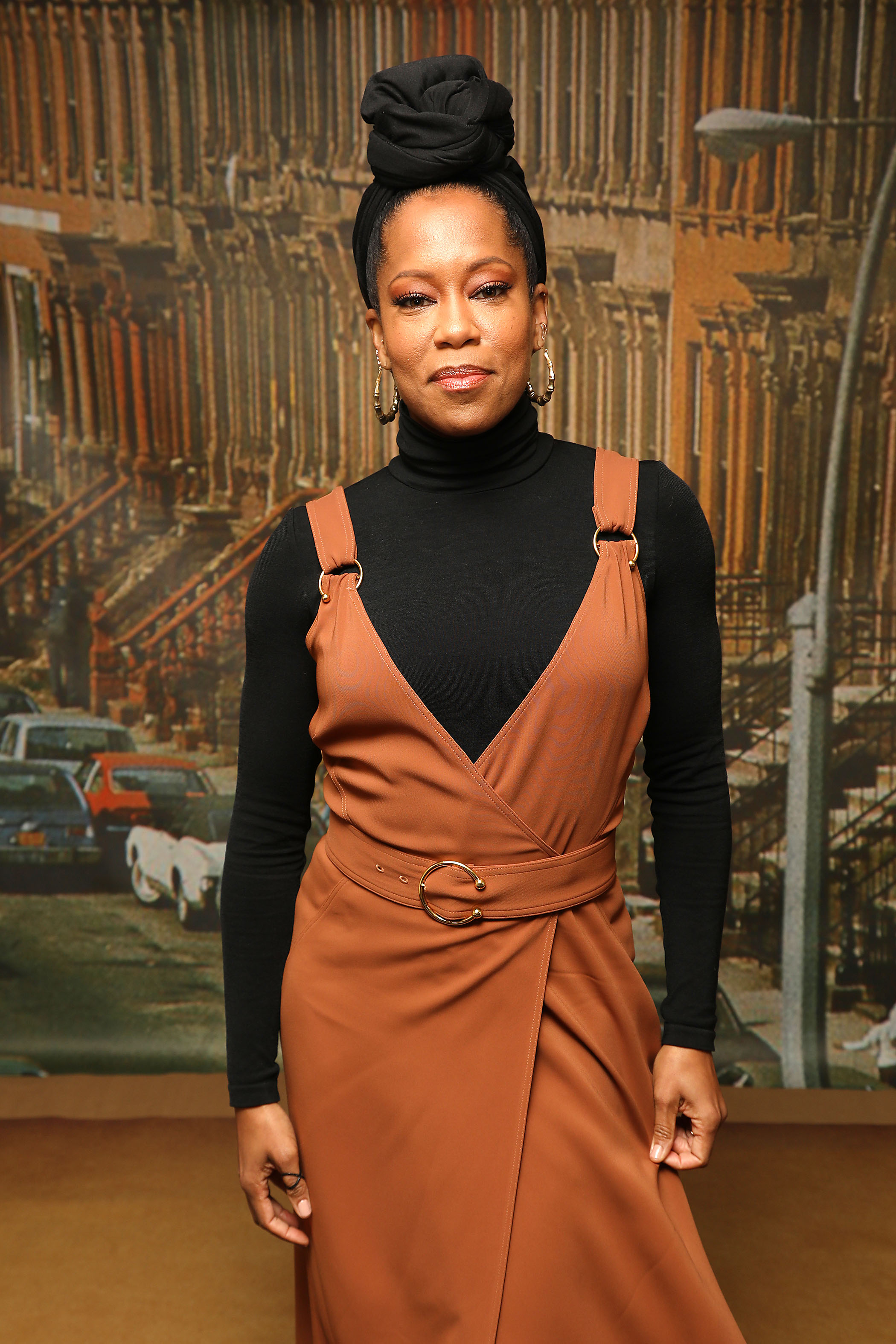 Regina King Stunned Journalist Didn't Know Who She Was