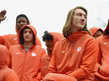Fake News: Clemson QB Did Not Say He Loved White House Fast Food Meal