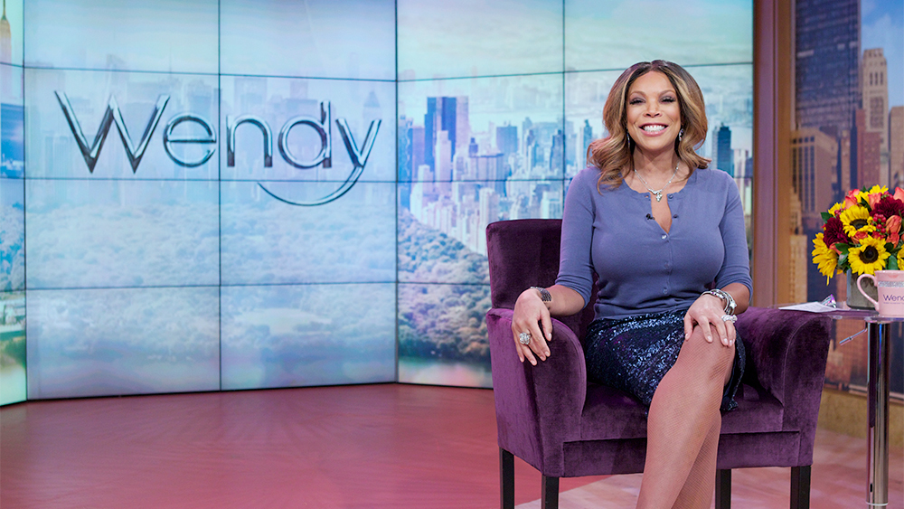 Wendy Williams Announces She's Been Getting Treatment For Addiction